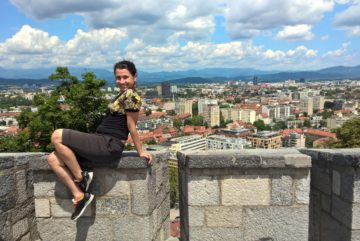 """Hello Bulgaria"". A letter by Tony, volunteer in Slovenia"