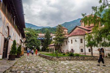 Bachkovo-Monastery