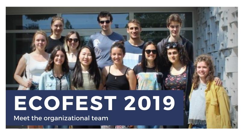 Eco Festival Kazanlak 2019 Organizational Team