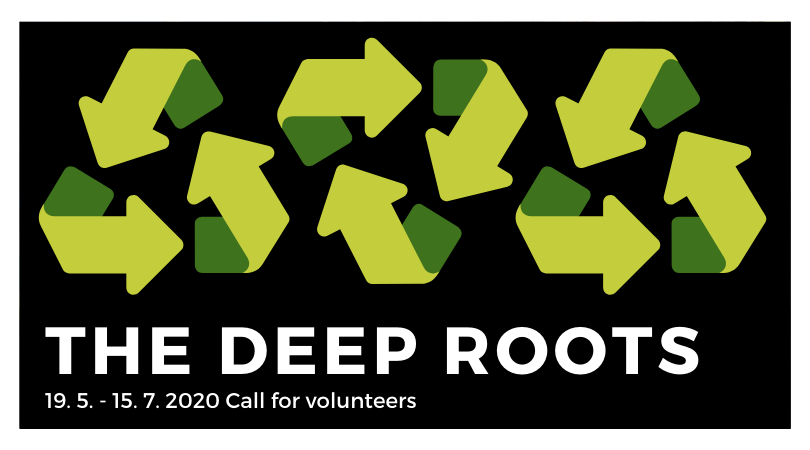 the deep roots, call for volunteers